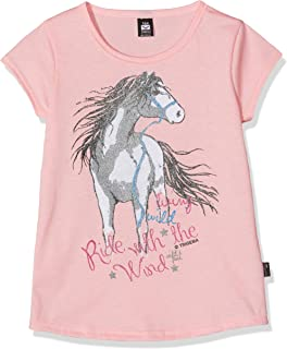 5cbe15e1678d4 Amazon.fr   cheval - Fille   Vêtements