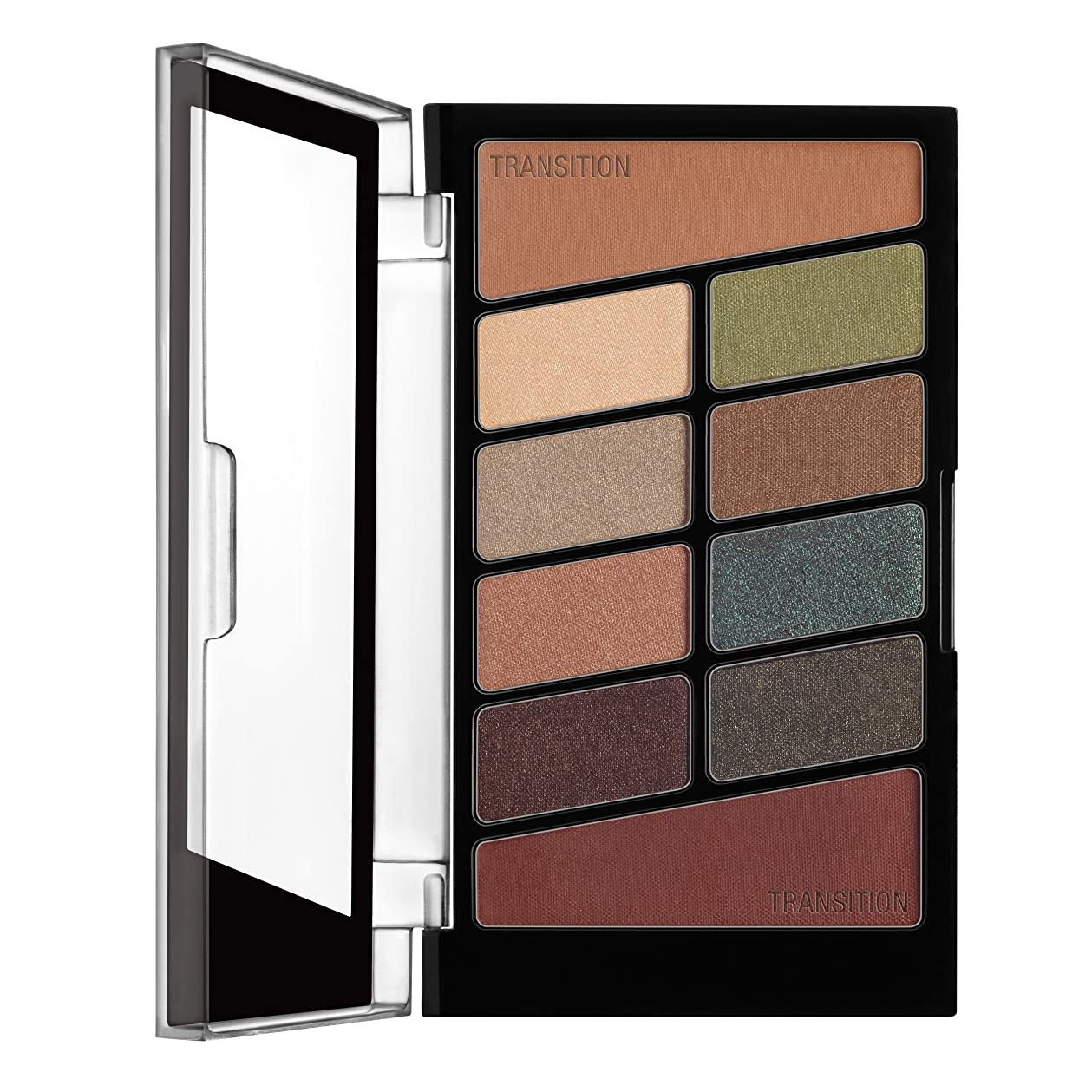 ドラム寄生虫太鼓腹WET N WILD Color Icon Eyeshadow 10 Pan Palette - Comfort Zone (並行輸入品)