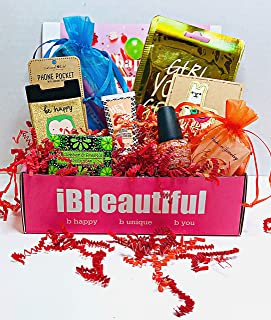 Birthday Box for Teen Girls ages 12, 13, 14. 15. Best Birthday gifts for girls.