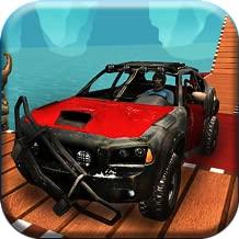 Fire Engine Beam Car Crash Engine Simulator: Car Crashing Accident Tricky Stunt Master Speed Challenge for Kids Speed Bumps Car Crash Demolition 2018 Free Stunt Racing Games
