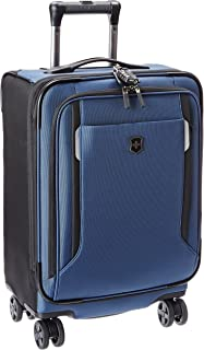 Victorinox 32301909 Werks Traveler 5.0 WT 20 Dual-Caster Carry-On Luggage Bag, Blue, 56 Centimeters