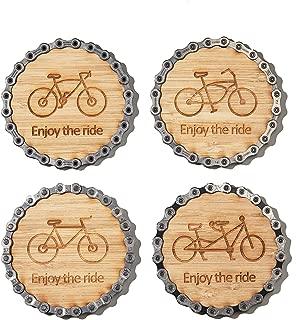 Best bike chain coasters Reviews