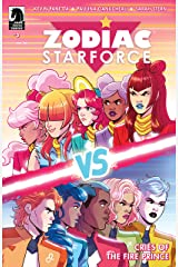 Zodiac Starforce: Cries of the Fire Prince #3 (English Edition) Format Kindle