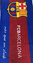 MES QUE UN CLUB FC Barcelona Soccer Team Beach Towel