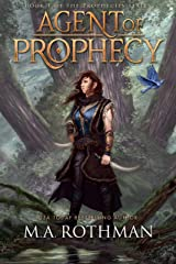 Agent of Prophecy: An Epic Fantasy (Prophecies Series Book 1) Kindle Edition