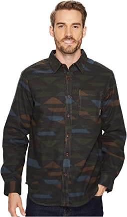 Boulder Ridge Printed Long Sleeve Shirt