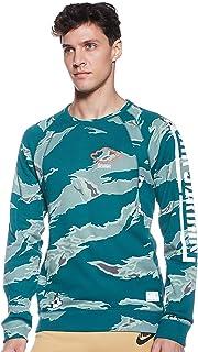Nike mens Asw Fleece Crew Sweatshirt