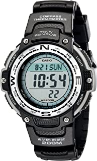 Men's Digital Compass Twin Sensor Sport Watch