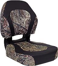 Wise 3161 Torsa Trailhawk Camo Fold Down Boat Seat