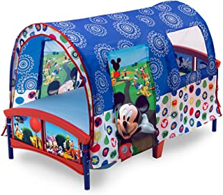 Delta Children Toddler Tent Bed, Disney Mickey Mouse