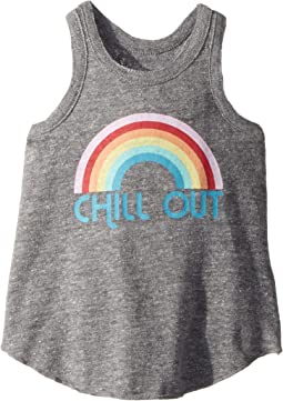 Extra Soft Chill Out Tank Top (Toddler/Little Kids)