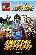 LEGO® DC Comics Super Heroes Amazing Battles! (DK Readers Level 2)