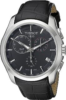 Tissot Watch For Men, Leather Band, Quartz, T035.439.16.051.00