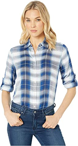 Plaid Twill Shirt