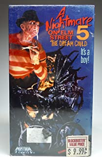 Nightmare on Elm Street 5 [VHS] [Import]