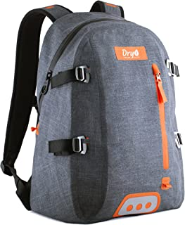 ZBRO Waterproof Motorcycle Backpack - Floating Backpack for Cycling with Airtight Zipper