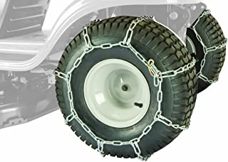 Arnold 18-Inch x 8.5-Inch x 8-Inch Lawn Tractor Rear Tire Chains