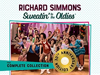 Richard Simmons Sweatin' To The Oldies