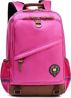 حقيبة ظهر للأطفال للمدرسة خفيفة الوزن حقيبة الكتب للأطفال حقائب المدرسة الابتدائية للبنين والبنات