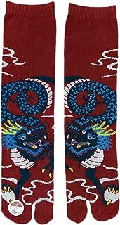Vigo Flip-flop Socks, Japanese Tabi Toe Socks