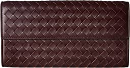 Bottega Veneta - Intrecciato Flap Coin Purse Wallet