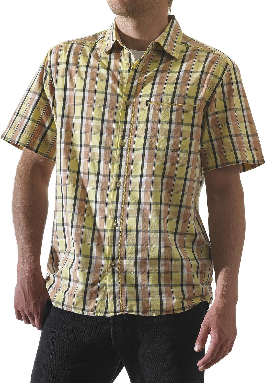 KAVU Men's Rickyroo Short Sleeve Button-Up Shirt