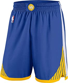 Golden State Warriors Youth 8-20 Official Swingman Performance Shorts