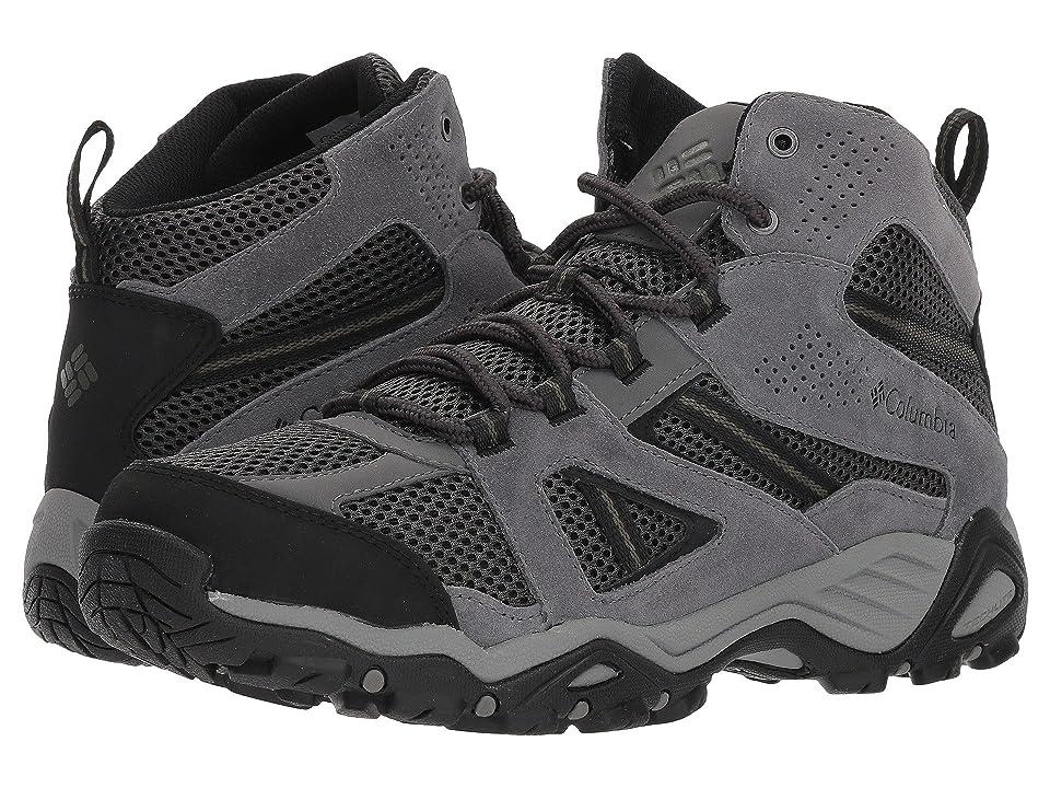 Columbia Hammondtm Mid Trail Shoe (City Grey) Men
