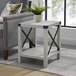 size 40 a8e2f a7af1 Amazon.com: Grey - End Tables / Tables: Home & Kitchen
