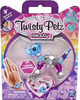 Twisty Petz Beauty Collectible Bracelet and Toy, Bubble Pout Unicorn, 6058290