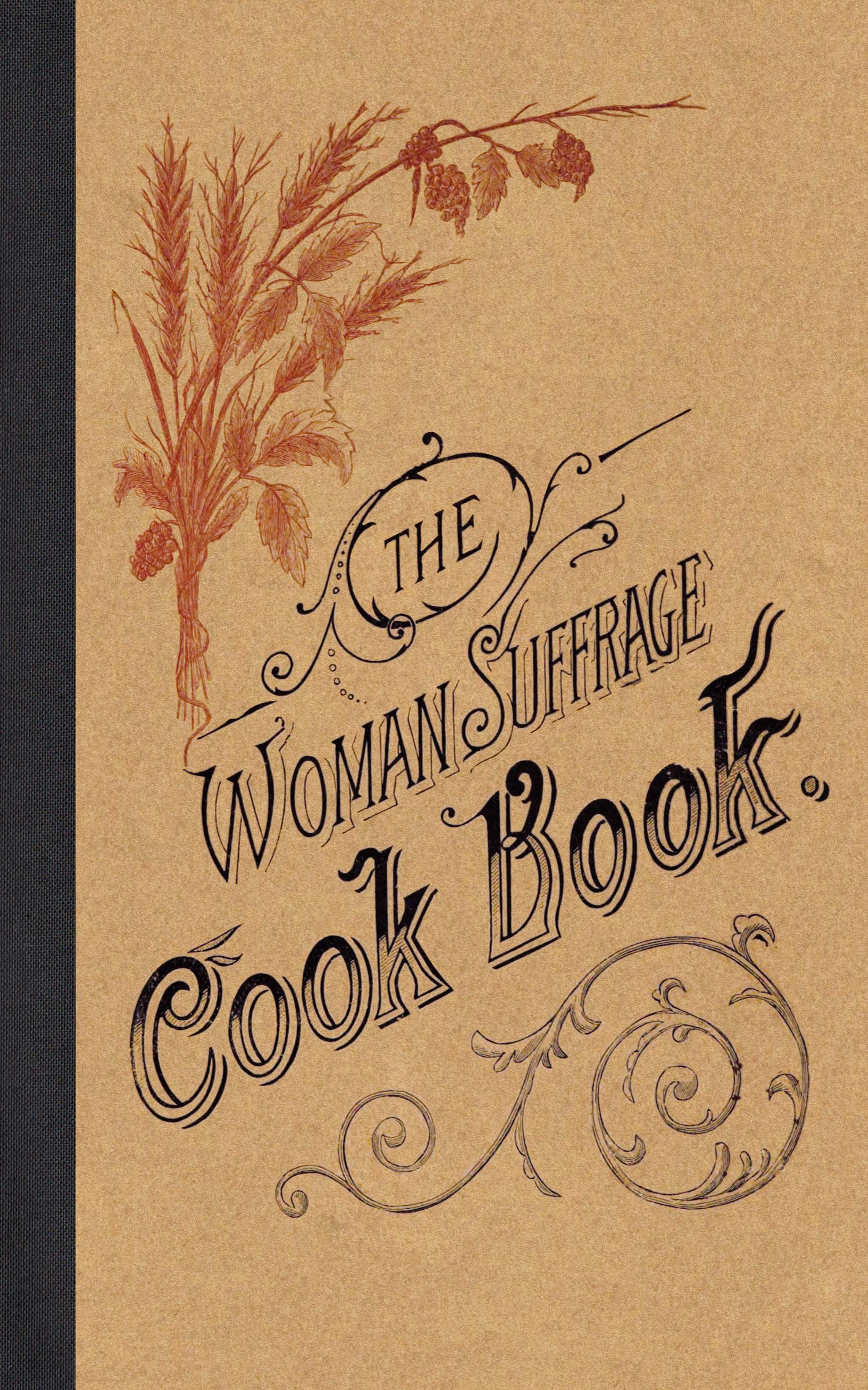 Image OfThe Woman Suffrage Cook Book