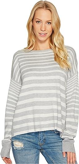 Cross-Back Sweater
