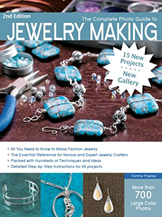 The Complete Photo Guide to Jewelry Making, Revised and Updated