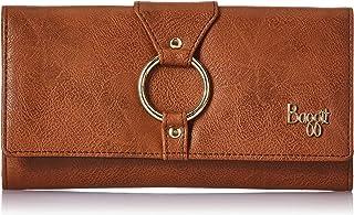 Baggit Lw Jinova Women's Wallet (Brown)