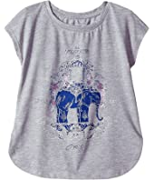 Lucky Brand Kids - Olivia Graphic Tee (Big Kids)
