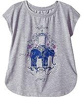 Lucky Brand Kids - Olivia Graphic Tee (Big Kids)