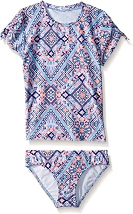 Seafolly Girl's S S Surf Set Swimsuit Two Piece