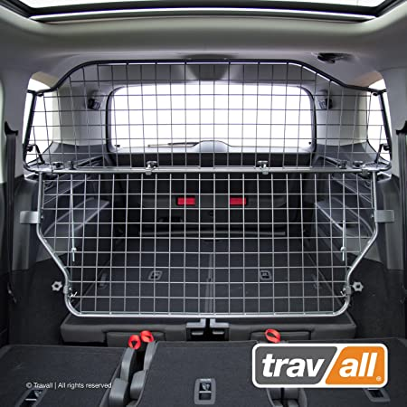 Travall Guard Hundegitter Tdg1556 Maßgeschneidertes Trenngitter In Original Qualität Auto