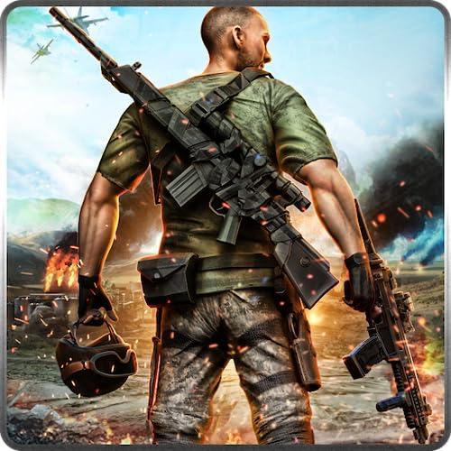 Regeln des Überlebens letzten Tag Schlachtfeld Shooter 3D: Armee Weltkrieg WW2 Kampf in Battlefield Adventure Simulator Schießen Mission Spiel 2018