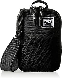 Herschel Sinclair Unisex Cross body Bag, Black