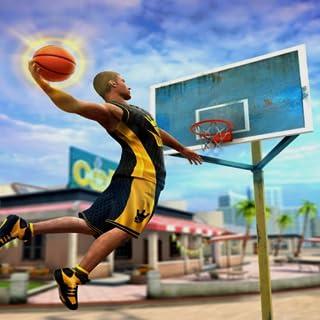 Underground Street Basketball