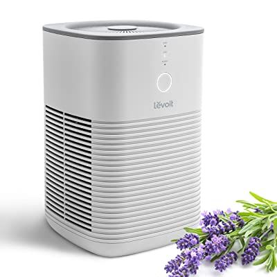LEVOIT Air Purifier for Home Bedroom, HEPA Fresheners Filter