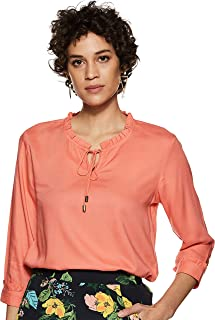 styleville.in womens Core body blouse