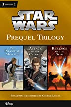 Star Wars: Prequel Trilogy: Collecting The Phantom Menace, Attack of the Clones, and Revenge of the Sith (Disney Junior No...
