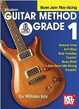 Modern Guitar Method Grade 1, Blues Jam Play-Along (English Edition)