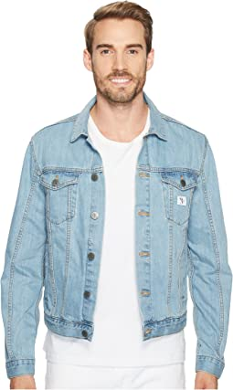 Calvin Klein Jeans - Light Wash Trucker Jacket