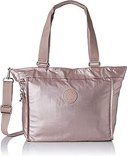 Kipling New Shopper S, Borsa Donna, Colore: Rosso, 42x27x13 Centimeters (B x H x T)