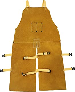Best denim apron with leather straps Reviews