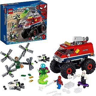 レゴ(LEGO) スーパー・ヒーローズ スパイダーマンのモンスタートラック vs.ミステリオ 76174