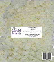 Moldmaster 5 kg Eco Soy Wax, White